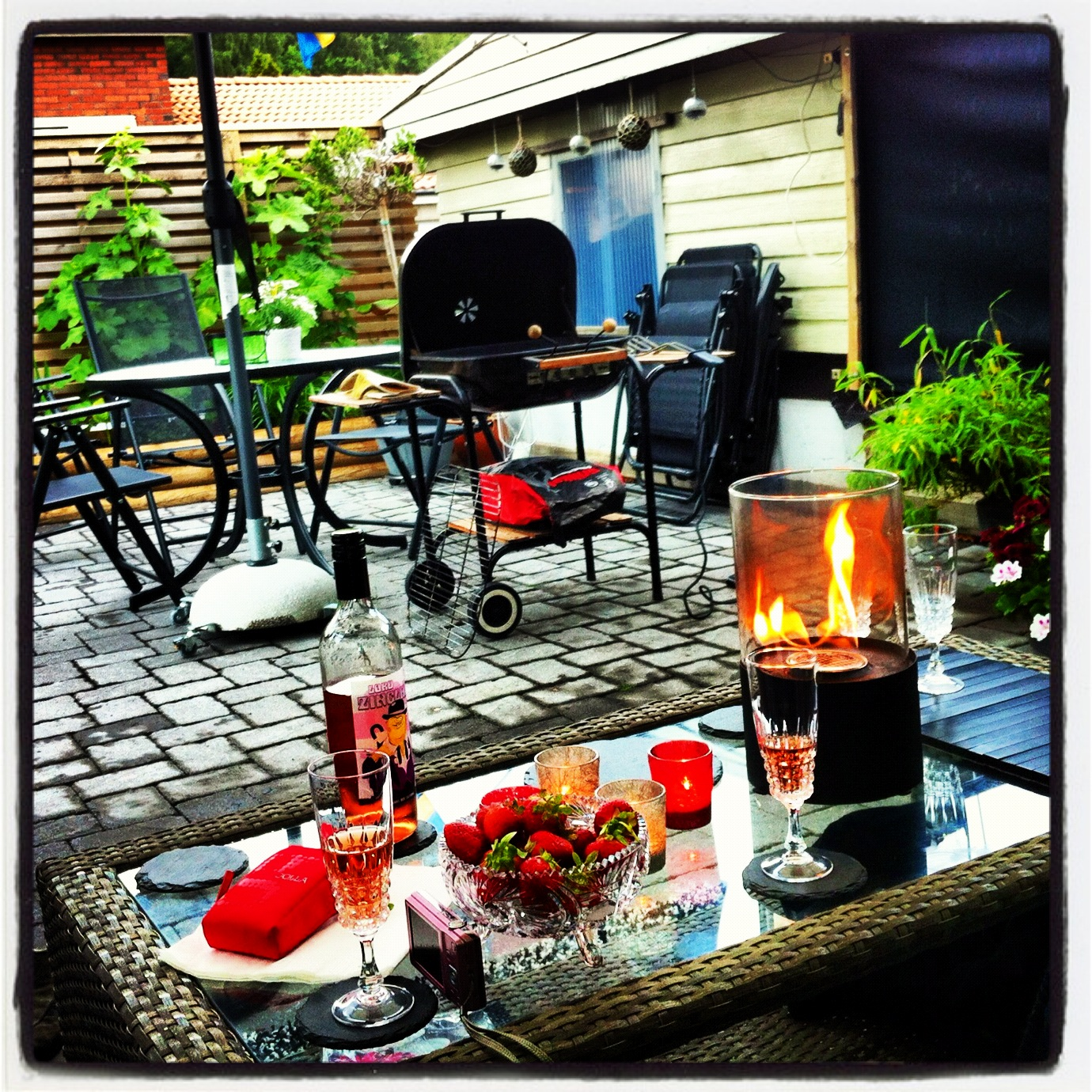 Midsommargrill